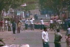 The cause of the 1985 sikh massacre in india