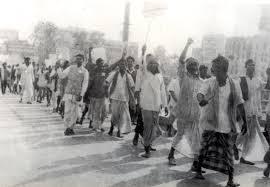 1983,Communal violence in Nellie,Assam